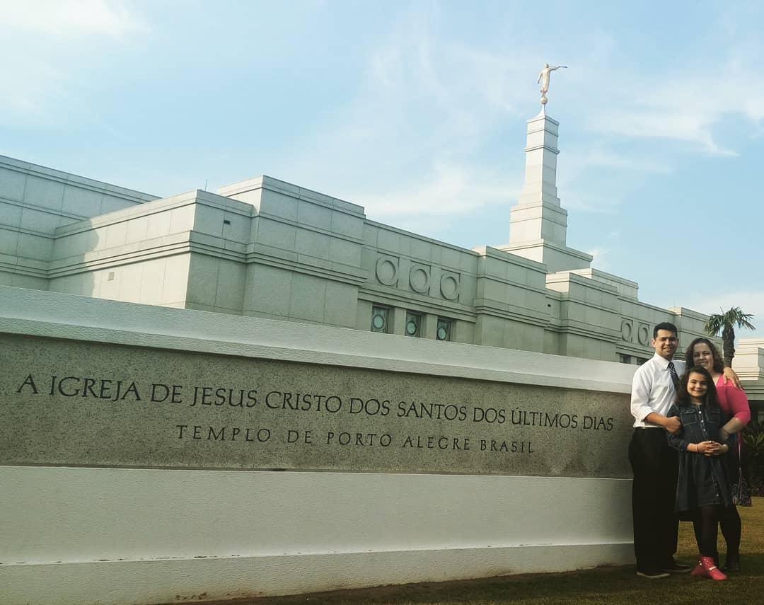 Membro de A Igreja de Jesus Cristo dos Santos dos Últimos Dias
