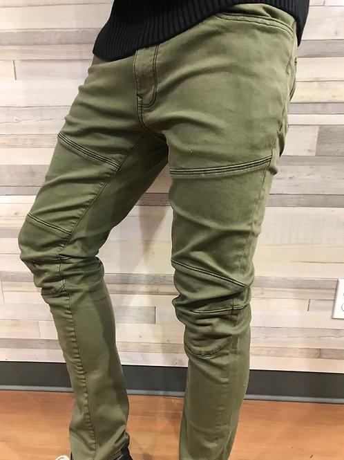 Pantalon kaki style jeans JORDAN CRAIG