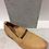 Thumbnail: Chaussure beige en cuir COQUE TERRA