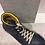 Thumbnail: Chaussure bleue en cuir SOFTINOS