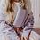 Thumbnail: Sac Gabrielle lilas par Lambert