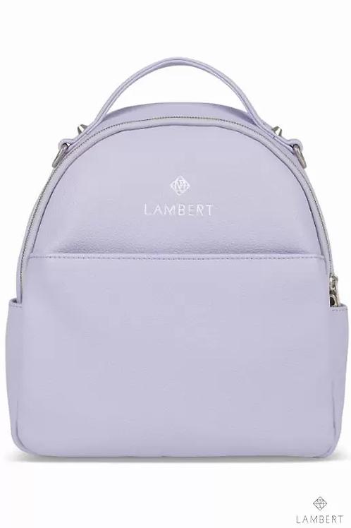 Mini sac à dos Charlie lilas par Lambert