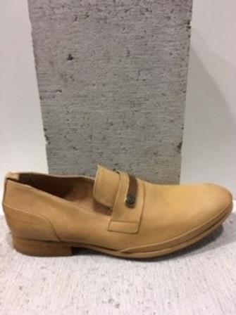 Chaussure beige en cuir COQUE TERRA