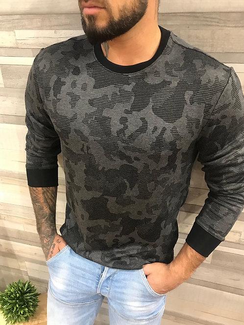 Haut camouflage gris Guess