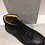Thumbnail: Chaussure noire en cuir SOFTINOS