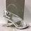 Thumbnail: Sandale argentée brillantes NOBLEZ