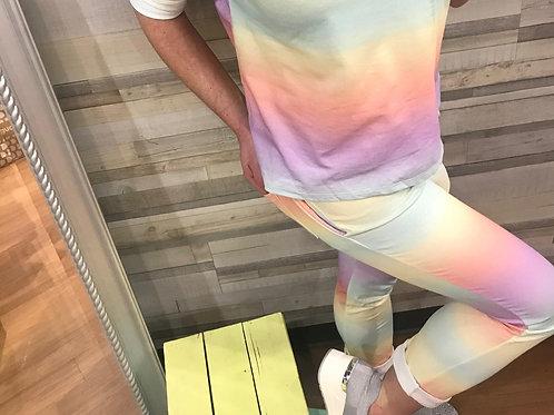 Pantalon multicolore Collection italienne