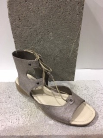 Sandale grise gladiateur FLEXX