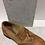 Thumbnail: Chaussure tan en cuir et suède FEUD