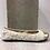 Thumbnail: Ballerine en tissu beige avec bout doré  BUTTERFLY TWISTS