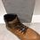 Thumbnail: Chaussure tan en cuir SOFTINOS