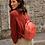 Thumbnail: Mini sac à dos Charlie sunset par Lambert