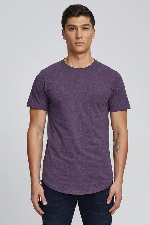 T-shirt violet foncé Kuwalla Tee