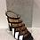Thumbnail: Sandale à petites lanières noire et blanche Only