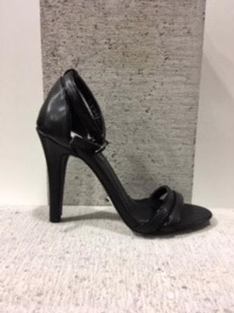 Sandale noire NOBLEZ