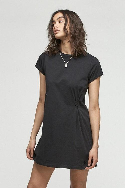 Robe t-shirt noire Kuwalla Tee