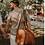 Thumbnail: Sac de voyage Sydney noisette par Lambert