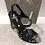 Thumbnail: Sandale noire et blanche  DESIGUA