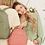 Thumbnail: Mini sac à dos Charlie blossom par Lambert