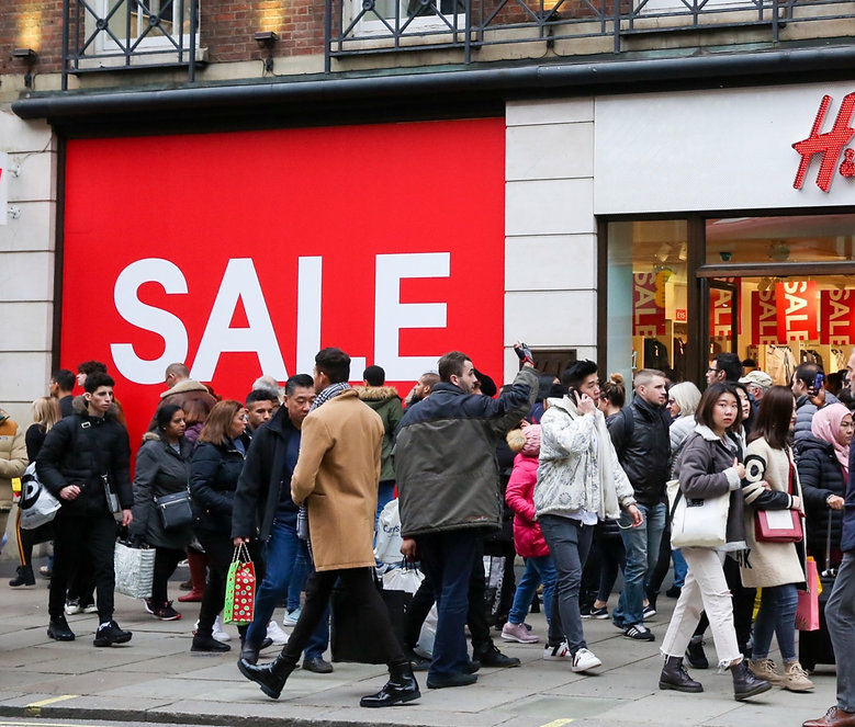 Sales London