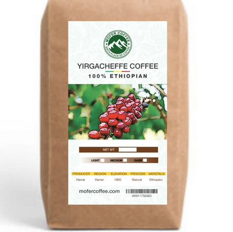 This is going to make me sound like a snob but a single-origin yirgacheffe cannot be beat y'all! I spent a stereotypical amount of time as a barista so I at least can say I sort of know what I'm on about.