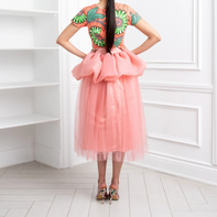 """Everything on this site is strikingly fabulous but this tutu skirt brings a tear to my eye. Worth just clicking """"Shop All""""."""