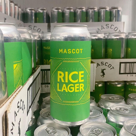 Mascot is one of the only Black-Owned breweries in Toronto! That's obviously a good reason to show em your support but their beer also happens to be nutso delicious as well. A Rice Lager is one of my favourite types of beer and this one is very... chuggable? Like it's so refreshing it's hard to drink slowly.