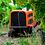 CEOL field robot approaching driven by diesel-electric power-train