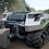 Front vriew to AgXeed agriculture robot