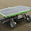Farmdroid FD20 agriculture robot weeding on solar power