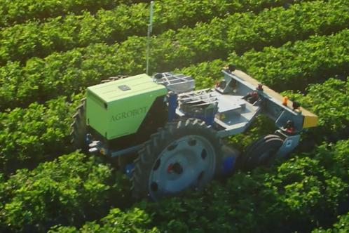 Agrobot | Bug Vacuum