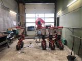 Optima zaaimachine en Agrointelli Robotti. Hoe maak ik het werktuig passend aan de robot?