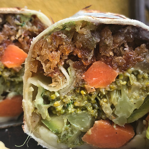 Burrito Veggie Almoço