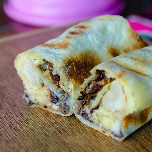 Burrito Pollo Loco (Frango) - Congelado