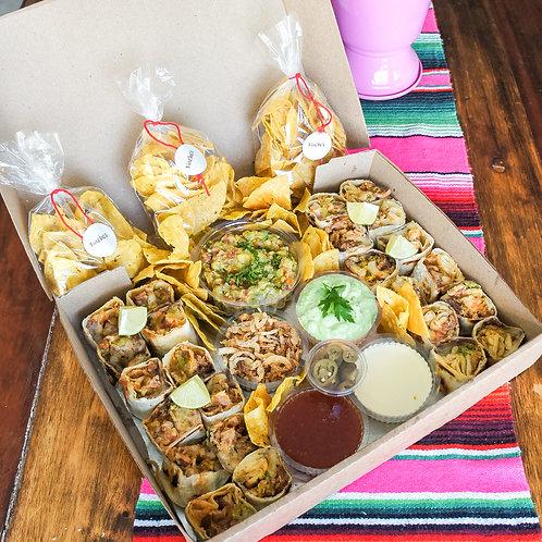 3 a 4 Pessoas - KIT Burritos