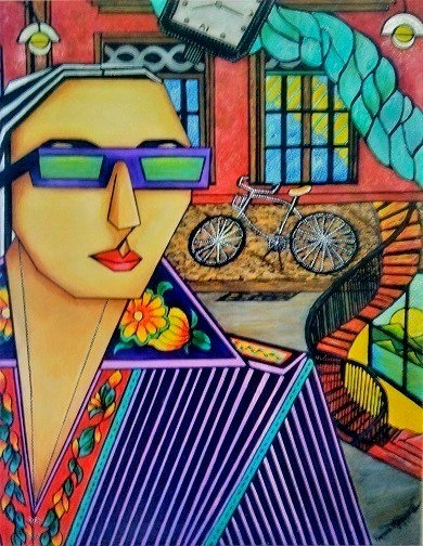 The Bicycle - La Bicicleta