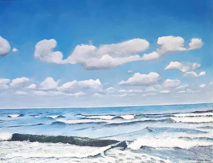 A view to the Sea / Una mirada al Mar