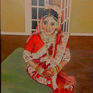 Sarah, the Indian Bride