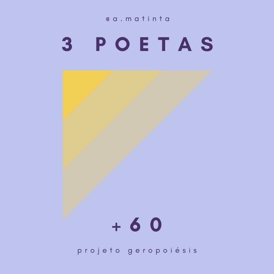 3 poetas +60