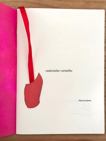 Caderninho Vermelho