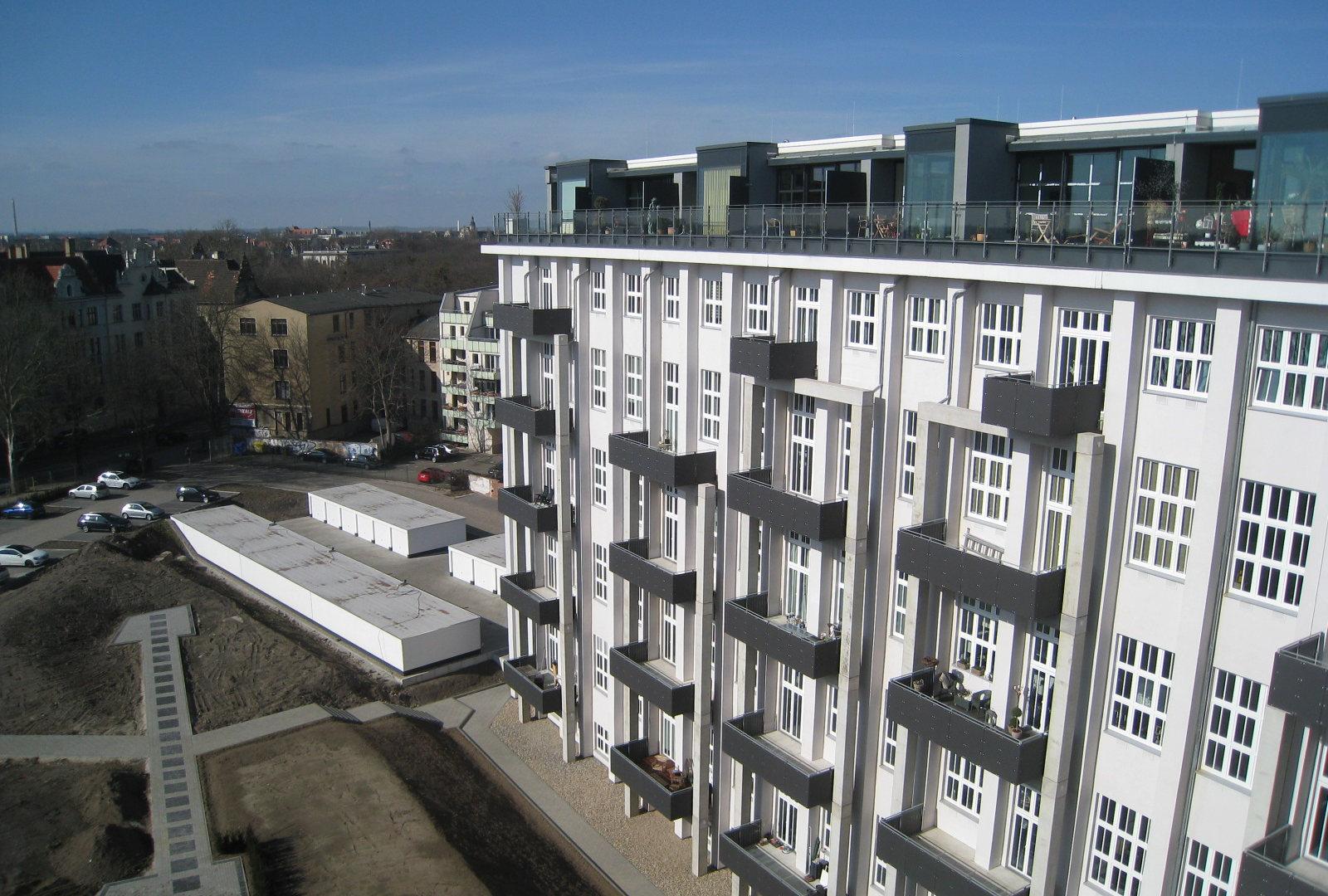 Ehem. Fabrik in Wohnungen umgebaut in 39124 Magdeburg