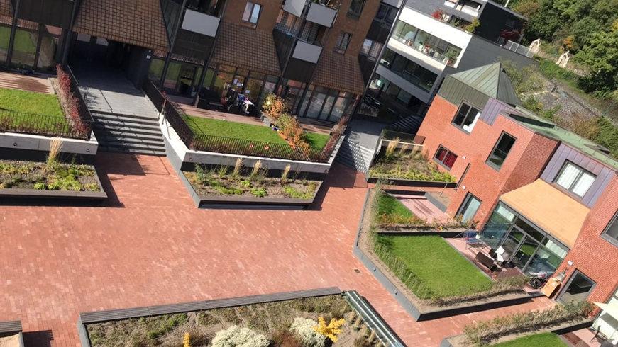 Wohnungsmodernisierung und erneuerung der Aussenanlagen in 53177 Bonn/ Bad Godesberg