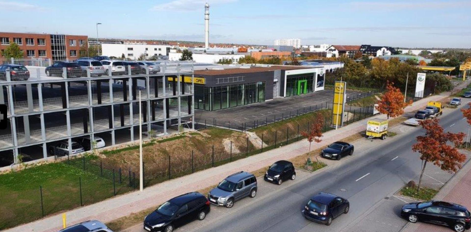 Neubau Autohaus Skoda/Opel in 63128 Dietzenbach