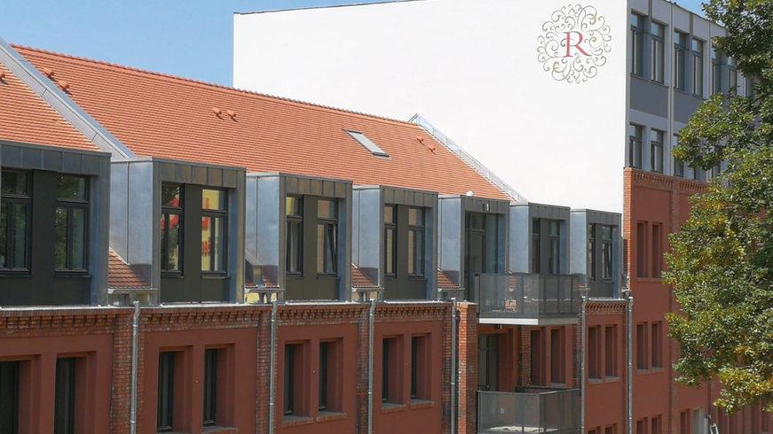 Umbau Ehem. Fabrik in 124 Wohnungen in 39104 Magdeburg