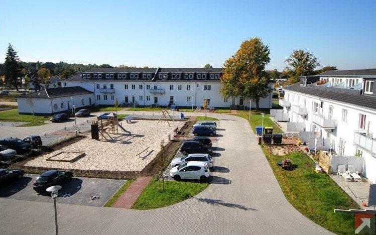 Ehem. Kasernen in Wohnungen umgebaut in 14542 Werder/Havel
