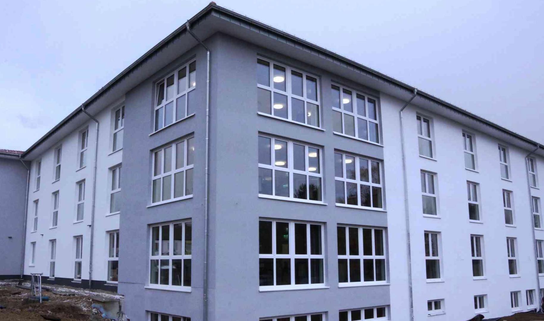 Neubau Seniorenresidenz 80 Zimmer in 52223 Stolberg