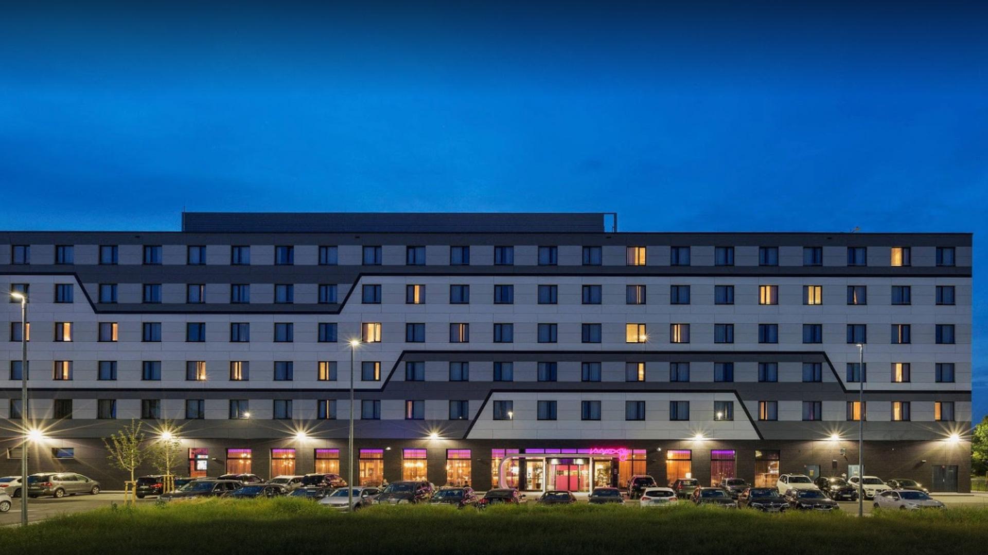 Neubau Moxy Hotel 130 Zimmer in 65451 Kelsterbach