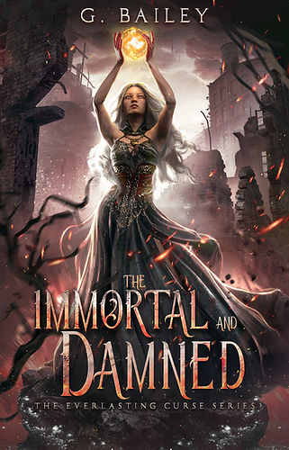 3 Immortal and Damned final front cover.