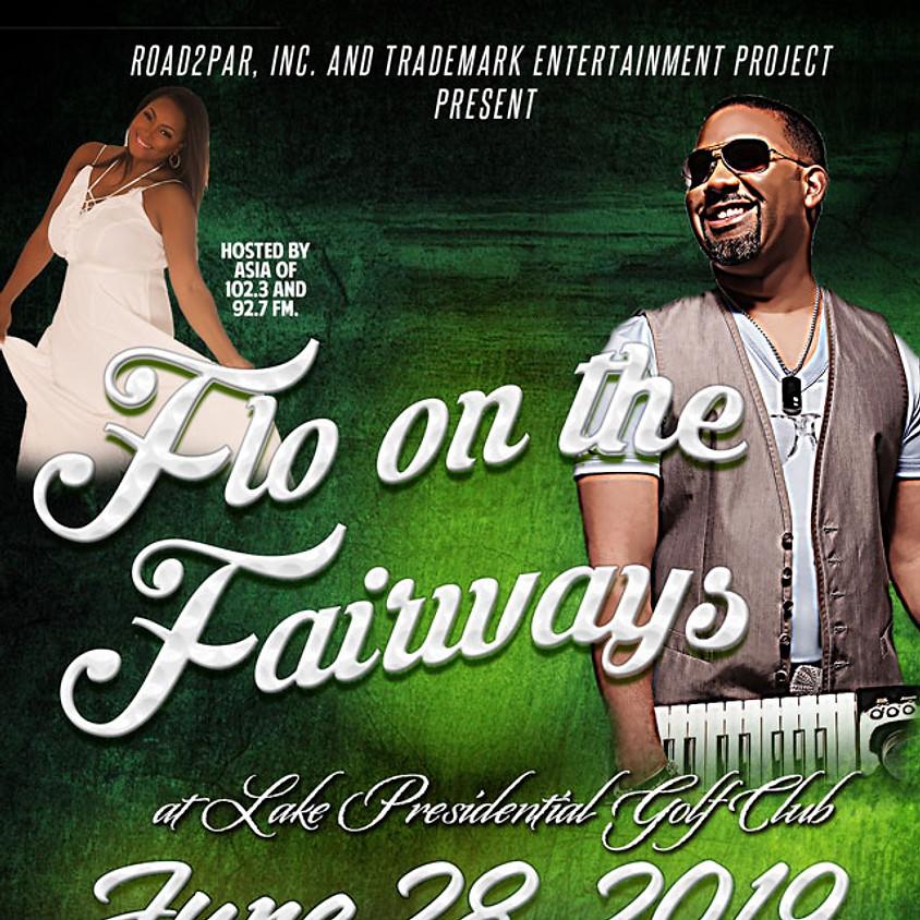 """Marcus Johnson """"Flo On the Fairways"""""""