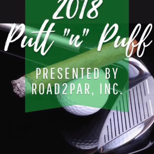 2018 Puff & Putt Happy Hours